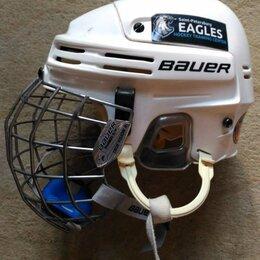 Защита и экипировка - шлем хоккейный Bauer, 0