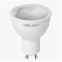 Лампочки - Умная лампочка Xiaomi Yeelight GU10 Smart Bulb Dimmable (YLDP004), 0