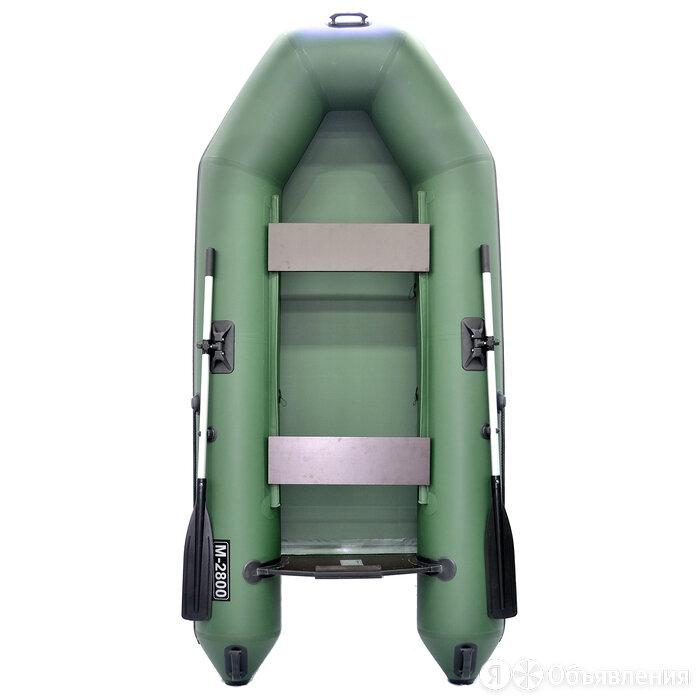 Лодка «Муссон 2800», цвет олива по цене 24750₽ - Аксессуары и комплектующие, фото 0