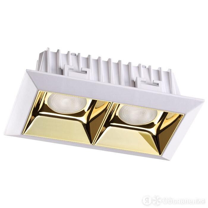 NOVOTECH 357847 ANTEY по цене 2070₽ - Встраиваемые светильники, фото 0