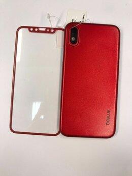 Чехлы - Чехол iPhone X | XS + защитная пленка , 0