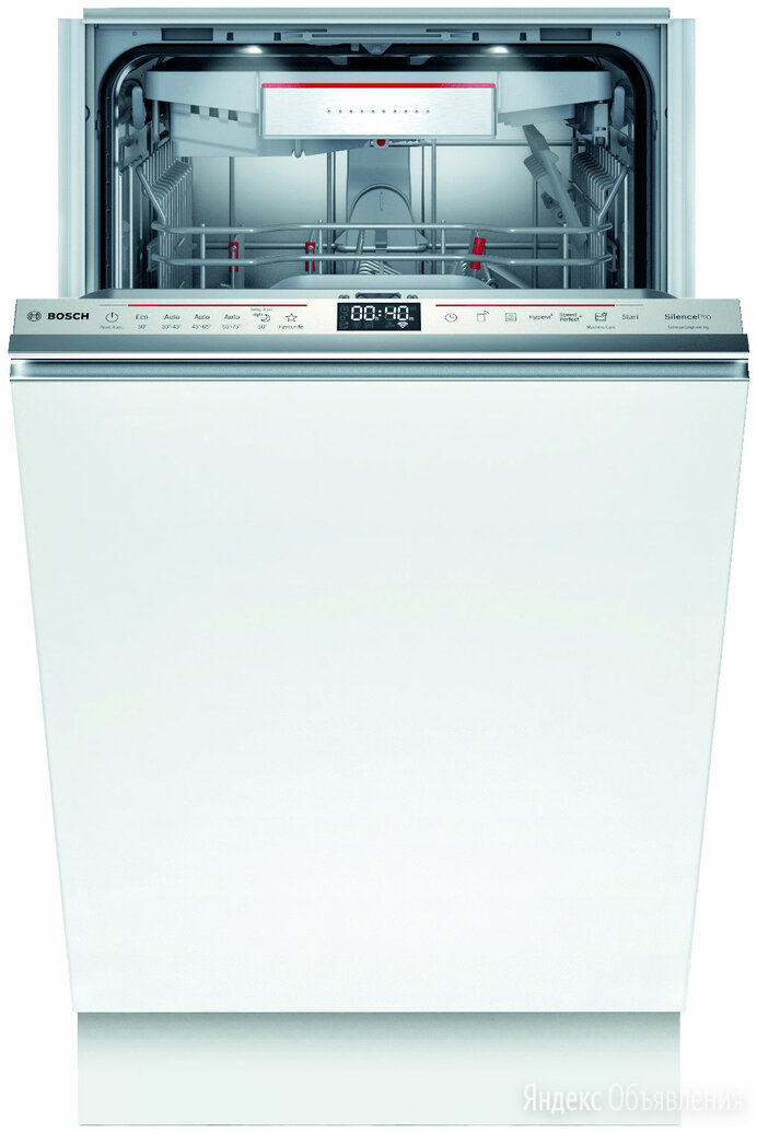 Bosch SPD8ZMX1MR по цене 93990₽ - Посудомоечные машины, фото 0