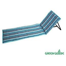 Коврики - Пляжный коврик со спинкой Green Glade М2301, 0