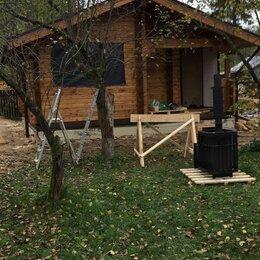 Готовые строения - Дом баня из клееного бруса, 0