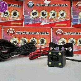 Видеокамеры - Камера Заднего Вида С Led Подсветкой, 0