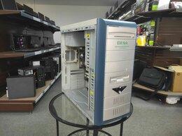 Настольные компьютеры - ПК 2 ядра Intel E6300/2.5Gb память/диск 160, 0