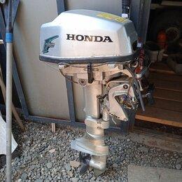 Двигатель и комплектующие  - Лодочный мотор honda BF 5, 0