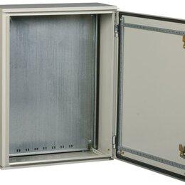 Электрические щиты и комплектующие - Корпус металлический ЩМП-3-0 У1 IP65 GARANT IEK YKM40-03-65, 0