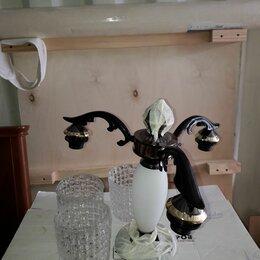 Люстры и потолочные светильники - Люстра 4- х рожковая + 3 комплекта плафонов(цена отдельно), 0