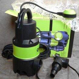 Насосы и комплектующие - Дренажный насос 7 метров для грязной воды, 0