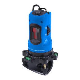 Измерительные инструменты и приборы - Лазерный уровень Master 2 красных луча, 0