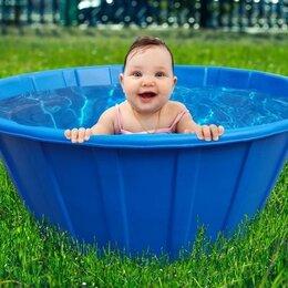 Бассейны - Бассейн пластиковый для детей д.1,5 х гл. 0,6м (0,9 куб.м.), 0