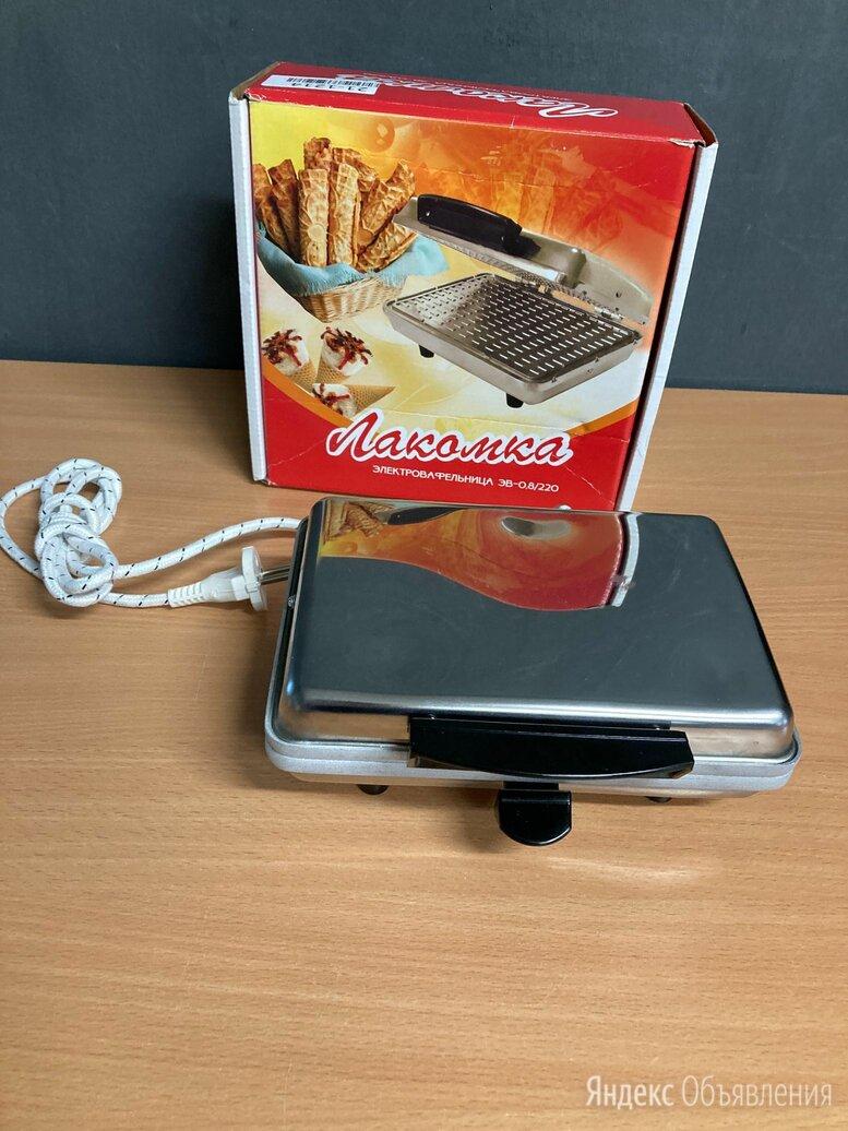 """Вафельница для трубочек """"Лакомка""""   по цене 1500₽ - Сэндвичницы и приборы для выпечки, фото 0"""