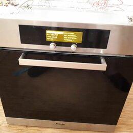 Духовые шкафы - Miele H4640 BP KAT ST Германия 60л духовой шкаф, 0