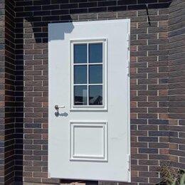 Входные двери - Дверь входная АНГЛИЯ изготовление металлическая , 0
