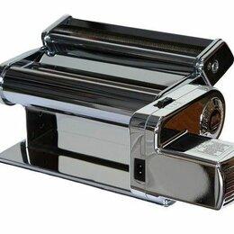 Тестомесильные и тестораскаточные машины - Akita JP 260mm Pasta Motor электрическая машинка для раскатки теста - лапшерезка, 0
