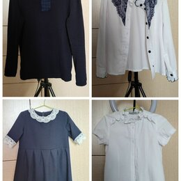 Платья и сарафаны - Блузки и платье, 0