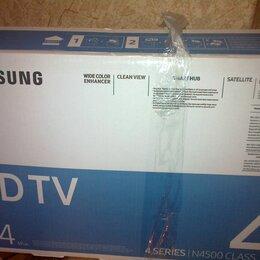 Телевизоры - Телевизор samsung новый,размер по диагонали 59см , 0