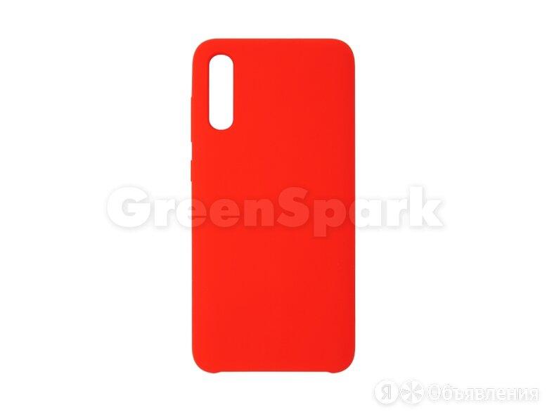 Накладка Vixion для Samsung A705 Galaxy A70 (красный) по цене 300₽ - Чехлы, фото 0