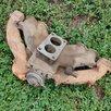 Коллектор Газель Змз 402 по цене 2500₽ - Двигатель и комплектующие, фото 0
