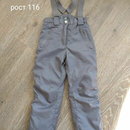 Полукомбинезоны и брюки - Полукомбинезон осенний 110-116, 0