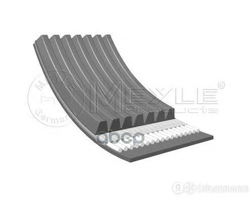 Ремень Ручейковый 7pk1076 Meyle арт. 050 007 1076 по цене 850₽ - Двигатель и топливная система , фото 0