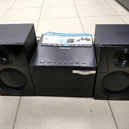Музыкальные центры,  магнитофоны, магнитолы - Музыкальный центр Samsung Mm-E320D, 0