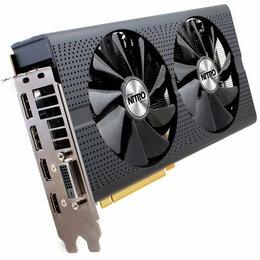 Видеокарты - Sapphire nitro+ Radeon RX 470 8GB, 0