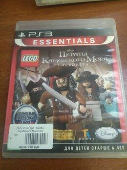 Игры для приставок и ПК - Lego пираты карибского моря , 0
