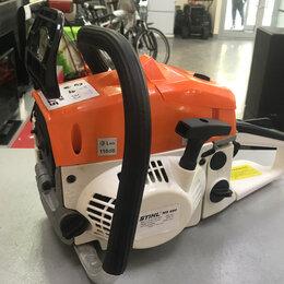 Электро- и бензопилы цепные - Цепная пила Stihl MS 660, 0