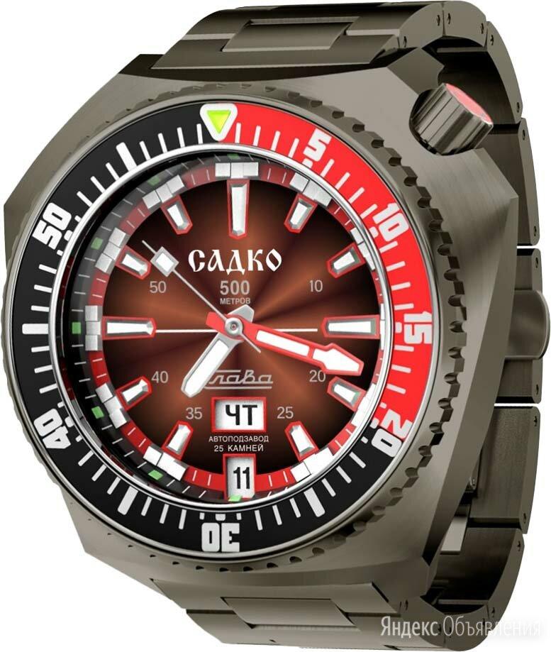 Наручные часы Слава 5006170/100-2427 по цене 93000₽ - Наручные часы, фото 0