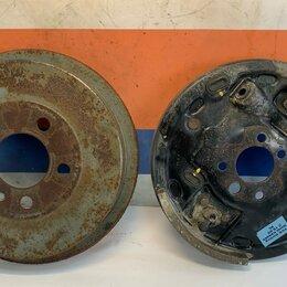 Тормозная система  - Барабан тормозной левый задний в сборе Volkswagen Polo 10-20  6RU609617A(6RU6094, 0