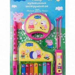 Детские наборы инструментов - Набор музыкальных инструментов, 6 предметов, 0