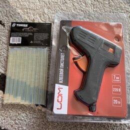 Клеевые пистолеты - Клеевой пистолет hot melt glue gun yx-e20w (d 7mm), 0