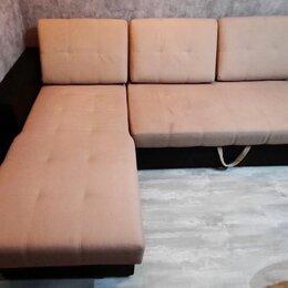 Диваны и кушетки - Диван атланта угловой много мебели, 0