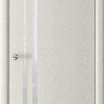 Межкомнатные двери - Дверь межкомнатная Техно-2 (экошпон), 0