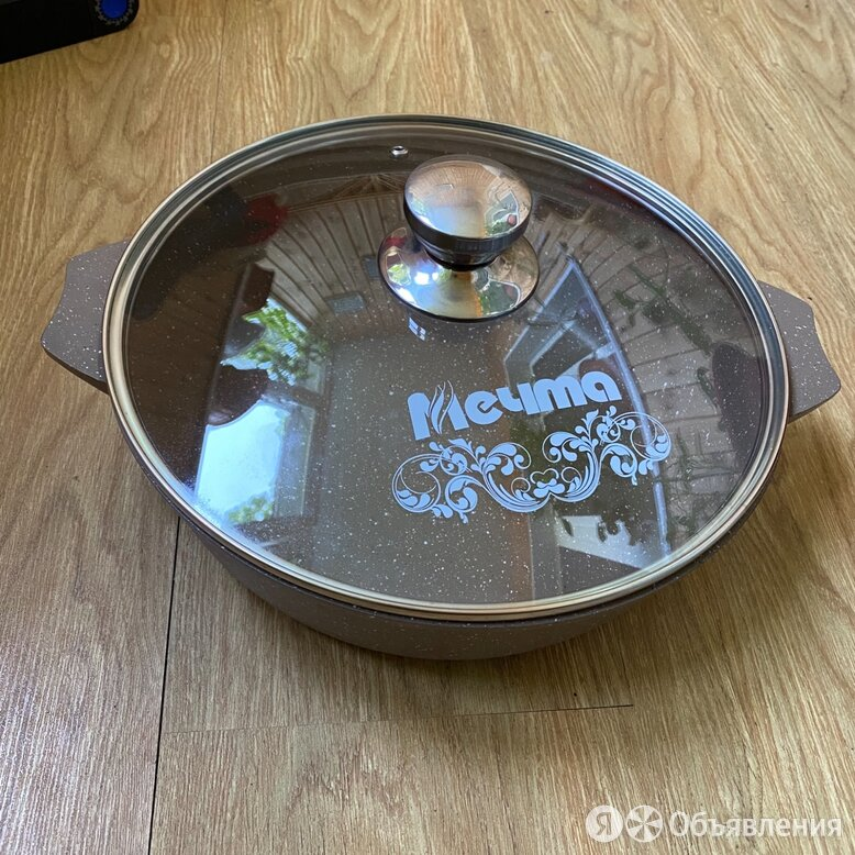 Сковорода жаровня новая по цене 900₽ - Сковороды и сотейники, фото 0