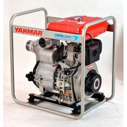 Мотопомпы - Мотопомпа Yanmar YDP30TN, 0