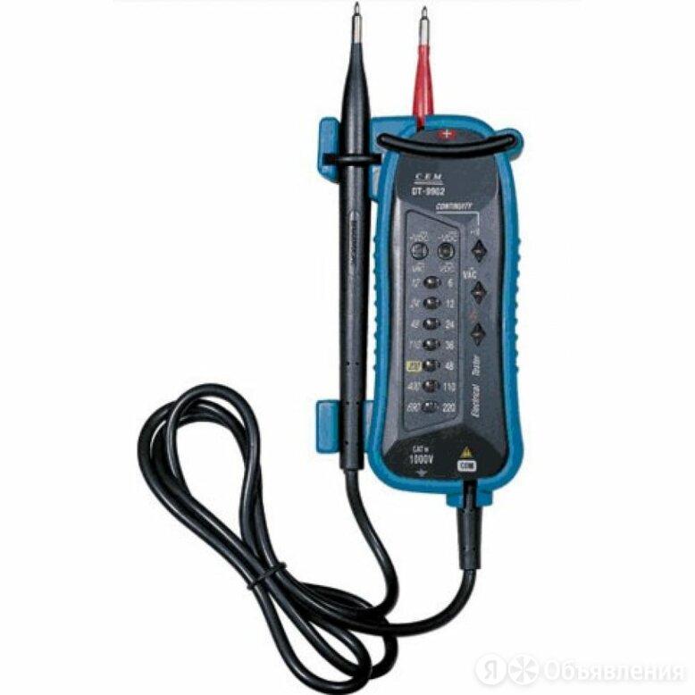 Указатель напряжения СЕМ DT-9902 по цене 2310₽ - Измерительные инструменты и приборы, фото 0