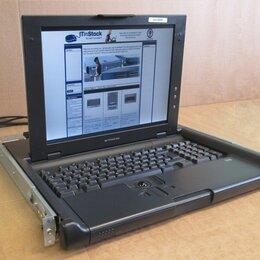 Серверы - Консоль серверная HPE TFT5600 RKM Model M5FAE, 0