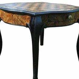 Игровые столы - Шахматный стол «Фантазия», 0