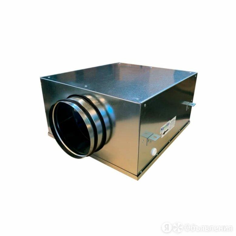 Круглый шумоизолированный канальный вентилятор Naveka VS-250 Compact по цене 18293₽ - Промышленное климатическое оборудование, фото 0