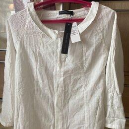 Блузки и кофточки - Рубашка хлопковая Zanzea S, 0