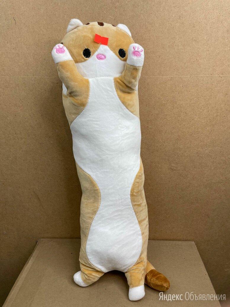 Кот сосиска мягкая игрушка по цене 950₽ - Мягкие игрушки, фото 0