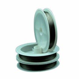 Леска и шнуры - 0.3-0.5мм./50-40 м. Поводковый материал 👍, 0