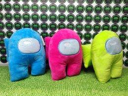 Мягкие игрушки - Игрушки Among Us (Амонг Ас), 0