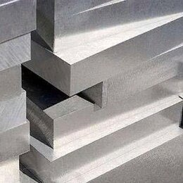 Металлопрокат - Плита дюралевая 80х1500х3000 мм Д16 ГОСТ 17232-99, 0