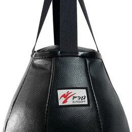 Тренировочные снаряды - Груша бокс RAY SPORT 36 x 15 кожа 15кг, 0