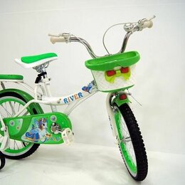 Велосипеды - Детский велосипед riverbike S-12, 0