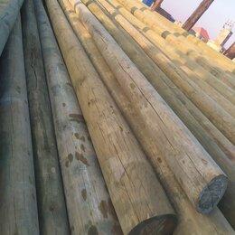 Пиломатериалы - Столбы деревянные, 0